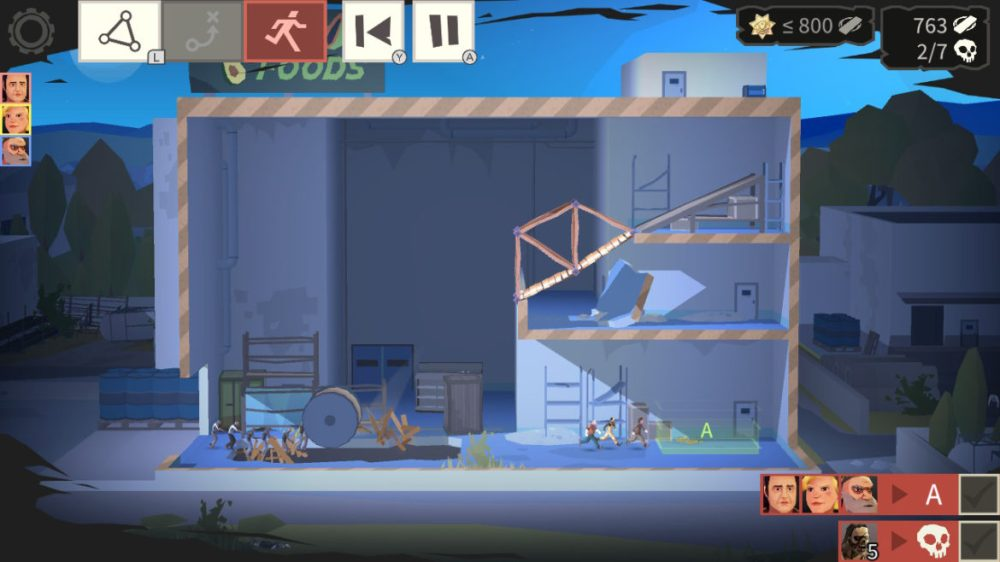 Review: Bridge Constructor – The Walking Dead