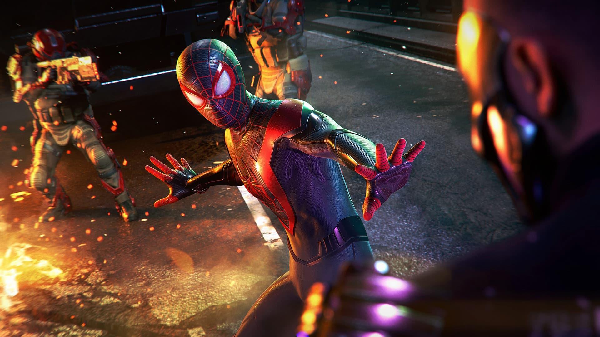 Review: Spider-Man: Miles Morales – Teknikhype.se