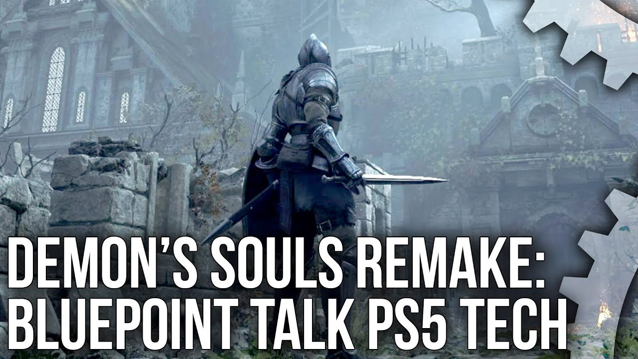 A closer look at how the new Demon's Souls was created