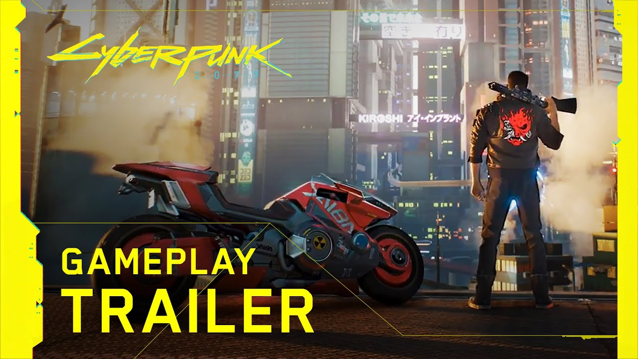 Even more gameplay for Cyberpunk 2077