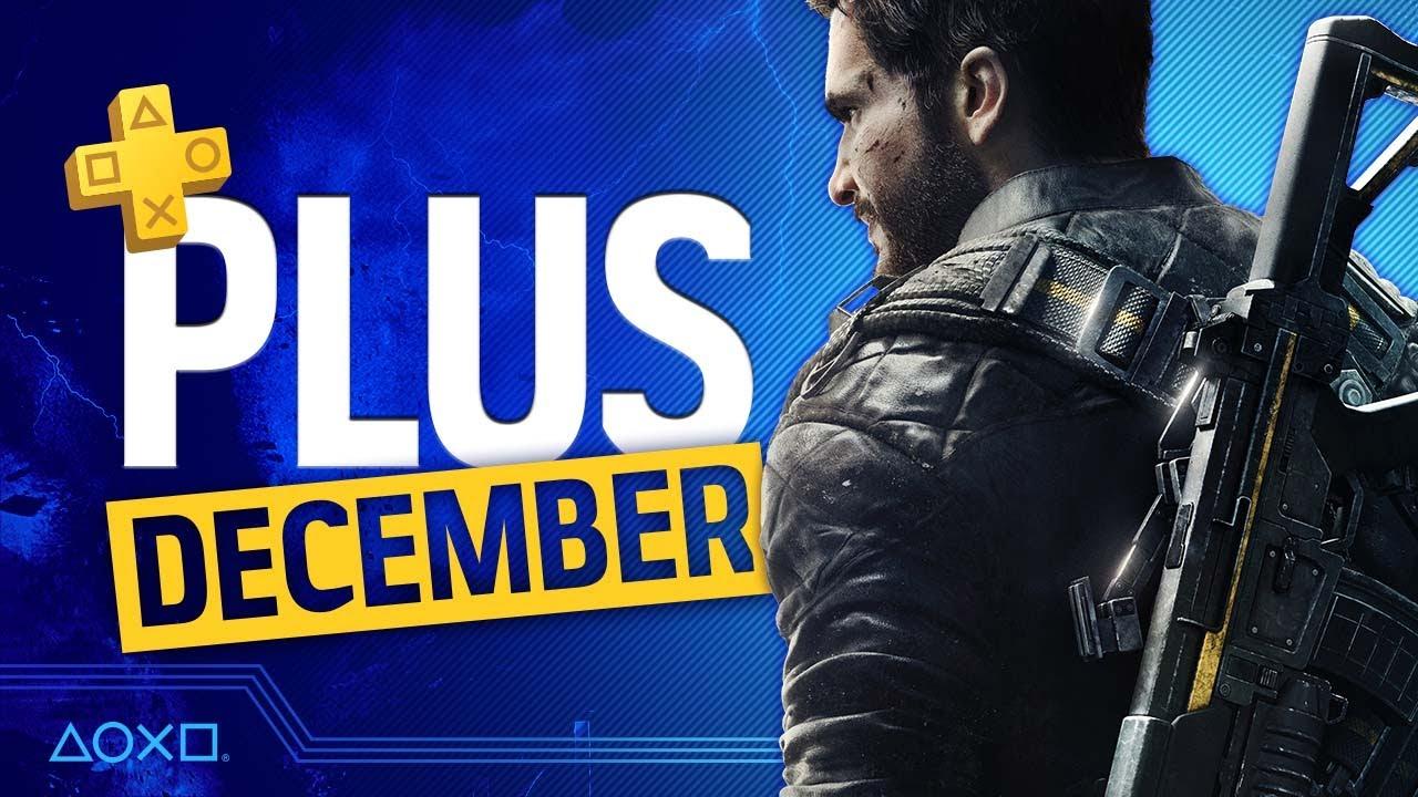 Playstation Plus games in December confirmed