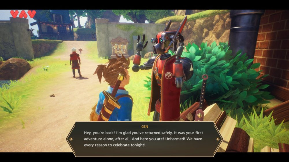 Review: Oceanhorn 2 – Knights of the Lost Realm (Switch)