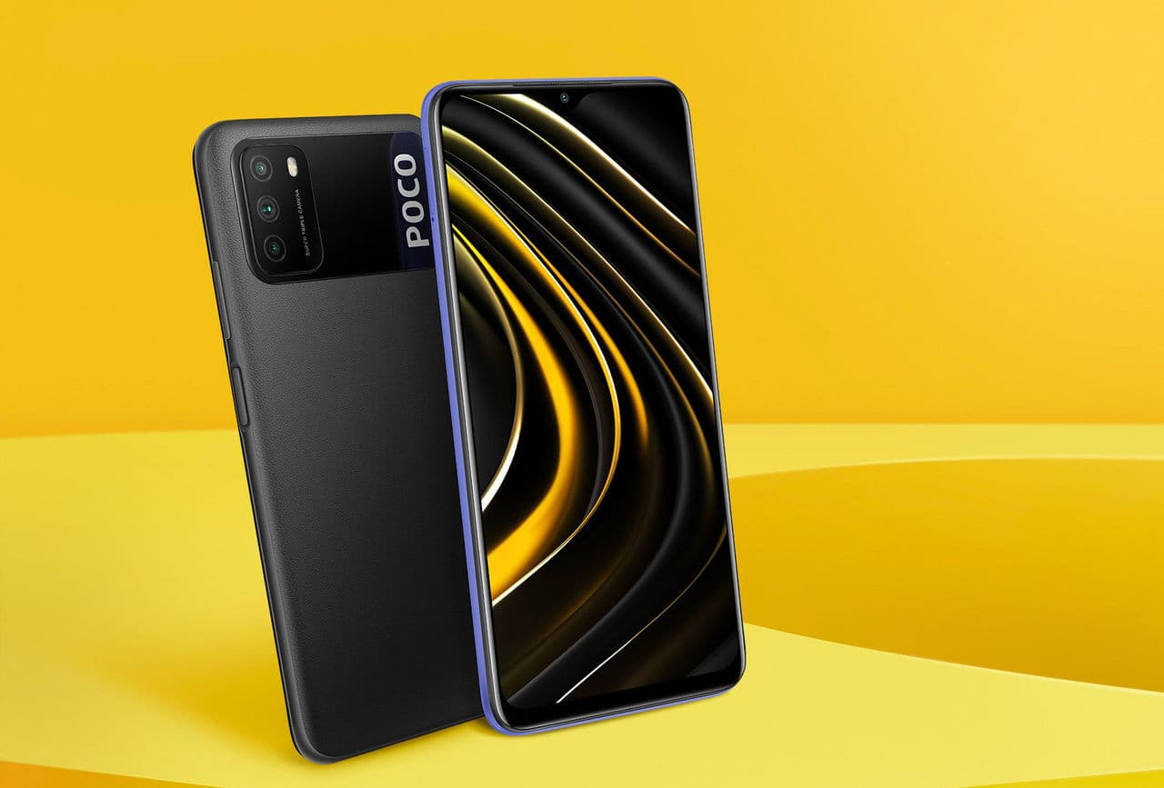 Poco now presents its budget phone M3