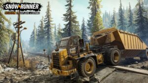 Snowrunner will receive two new maps and three new vehicles on November 16