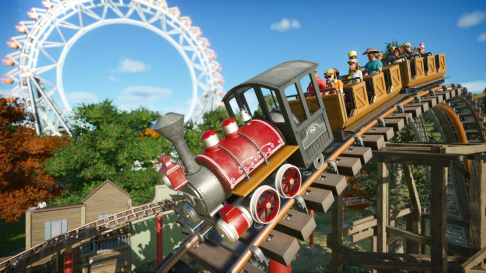 Review: Planet Coaster – Console Edition
