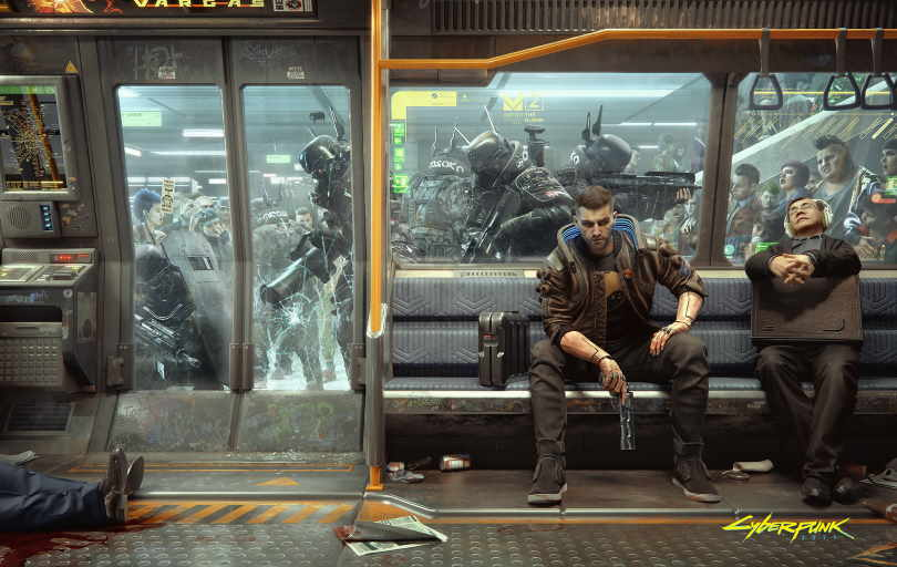 The most anticipated 2020 of the year: Cyberpunk 2077