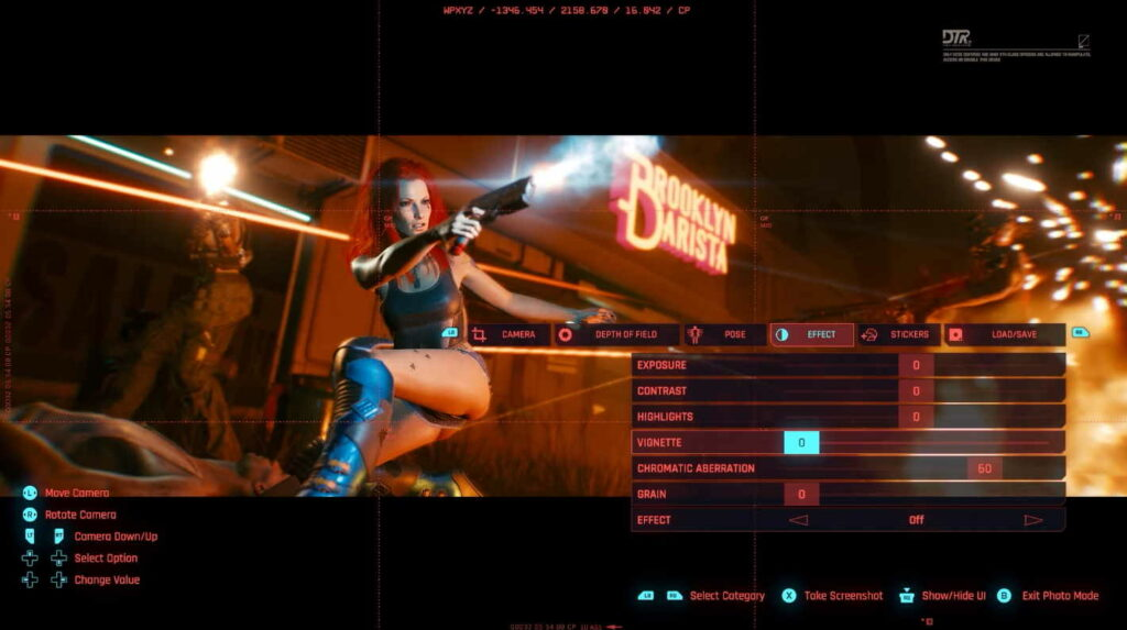 Cyberpunk 2077 shows solid photo mode in a new trailer