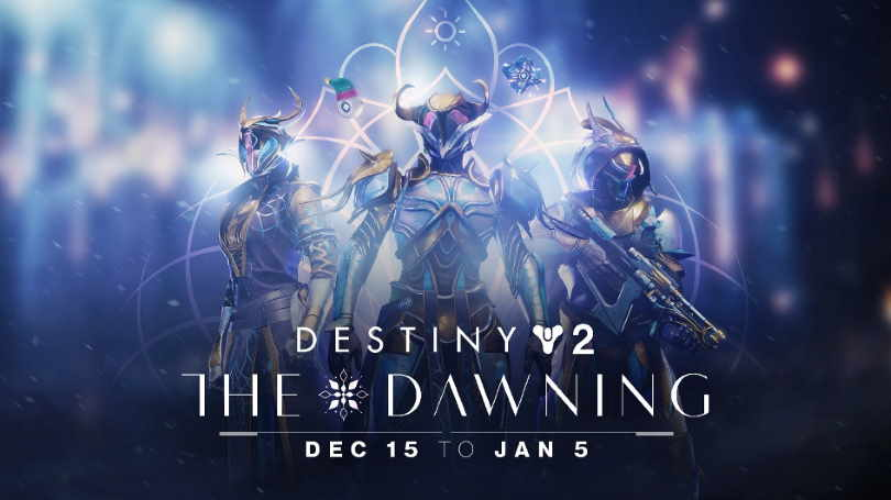 Turn on the oven, the Dawning is back in Destiny 2