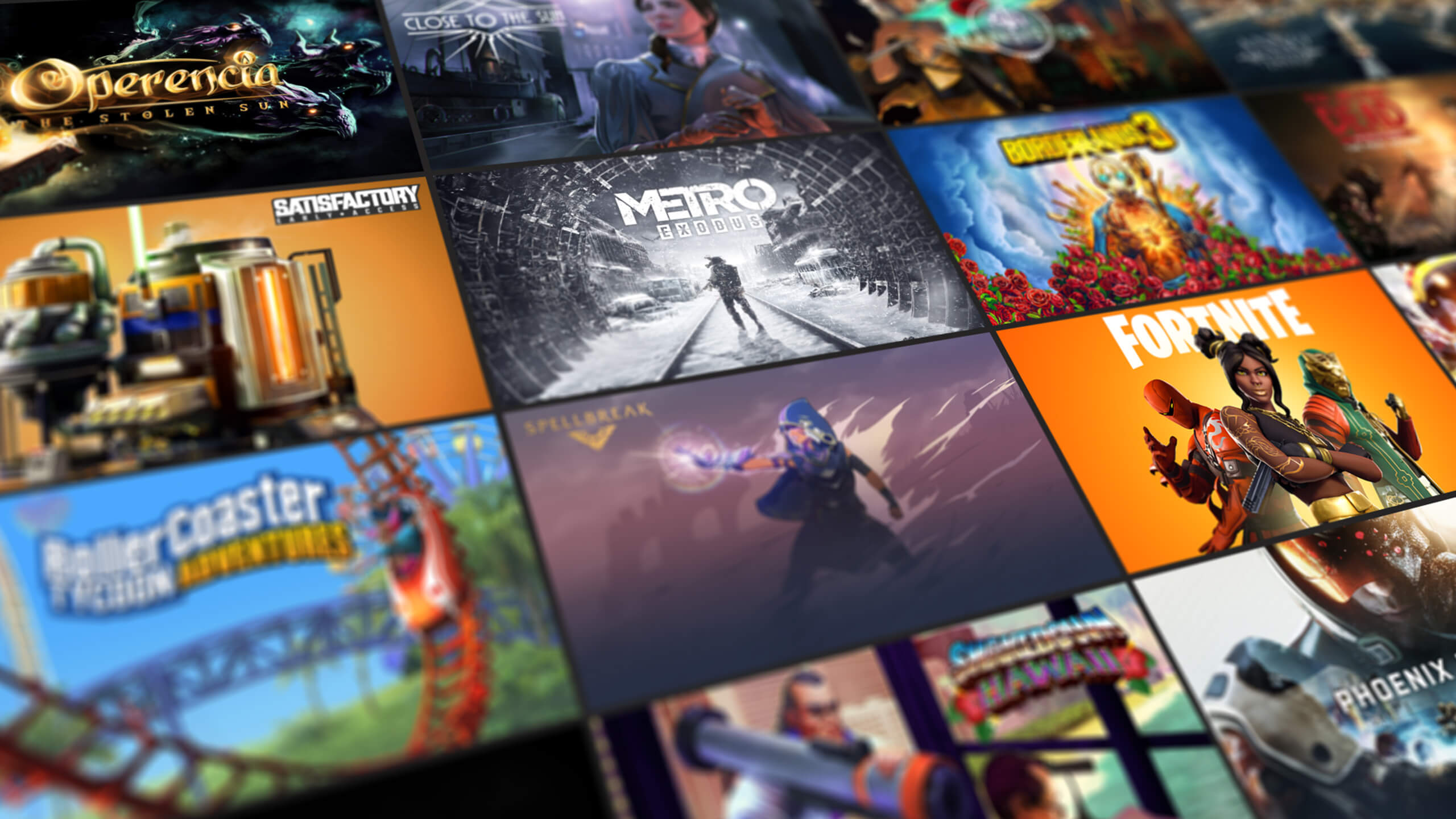 Epic Games distributes Christmas presents every day of the year