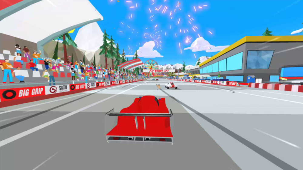 Review: Hotshot Racing – SENSES