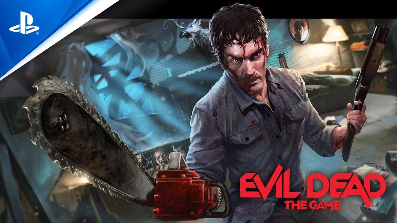 Evil Dead: The Game looks interesting