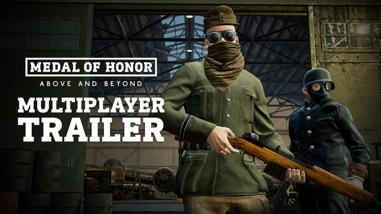 Finally a little more of Medal of Honor: Above and Beyond