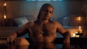 Henry Cavill is said to have injured himself during The Witcher recordings