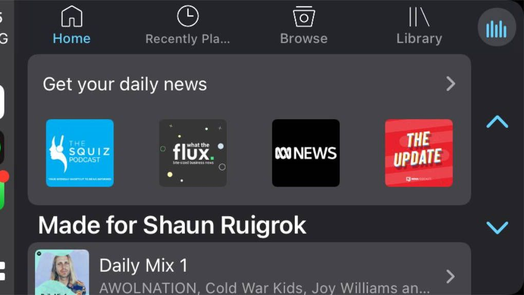 Spotify beta tests new Carplay interface – MacWorld