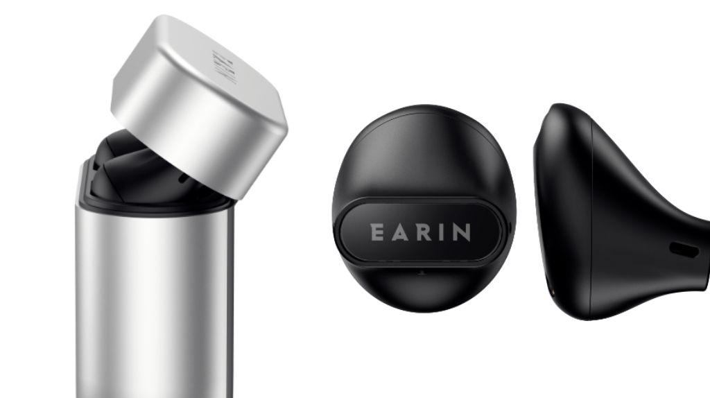 Swedish Earin launches slimmed true wireless plugs