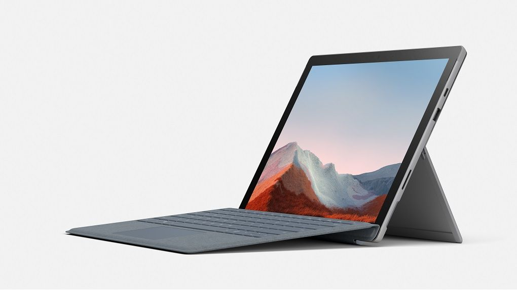 Microsoft surprises with Surface Pro 7 Plus
