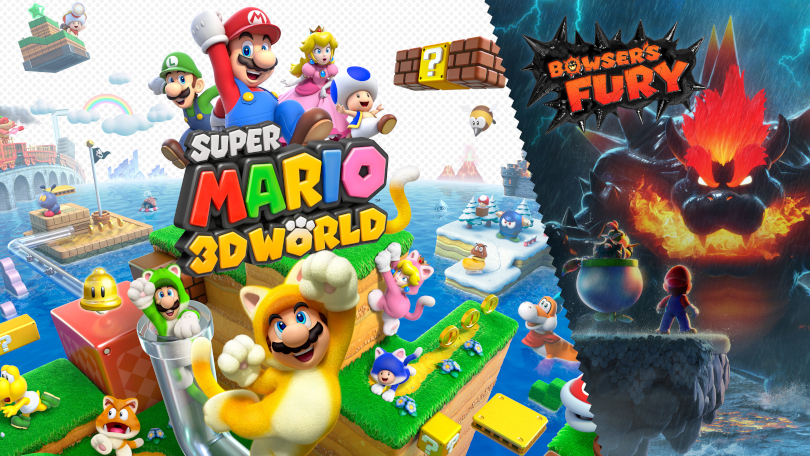 What is Super Mario 3D World + Bowser's Fury?