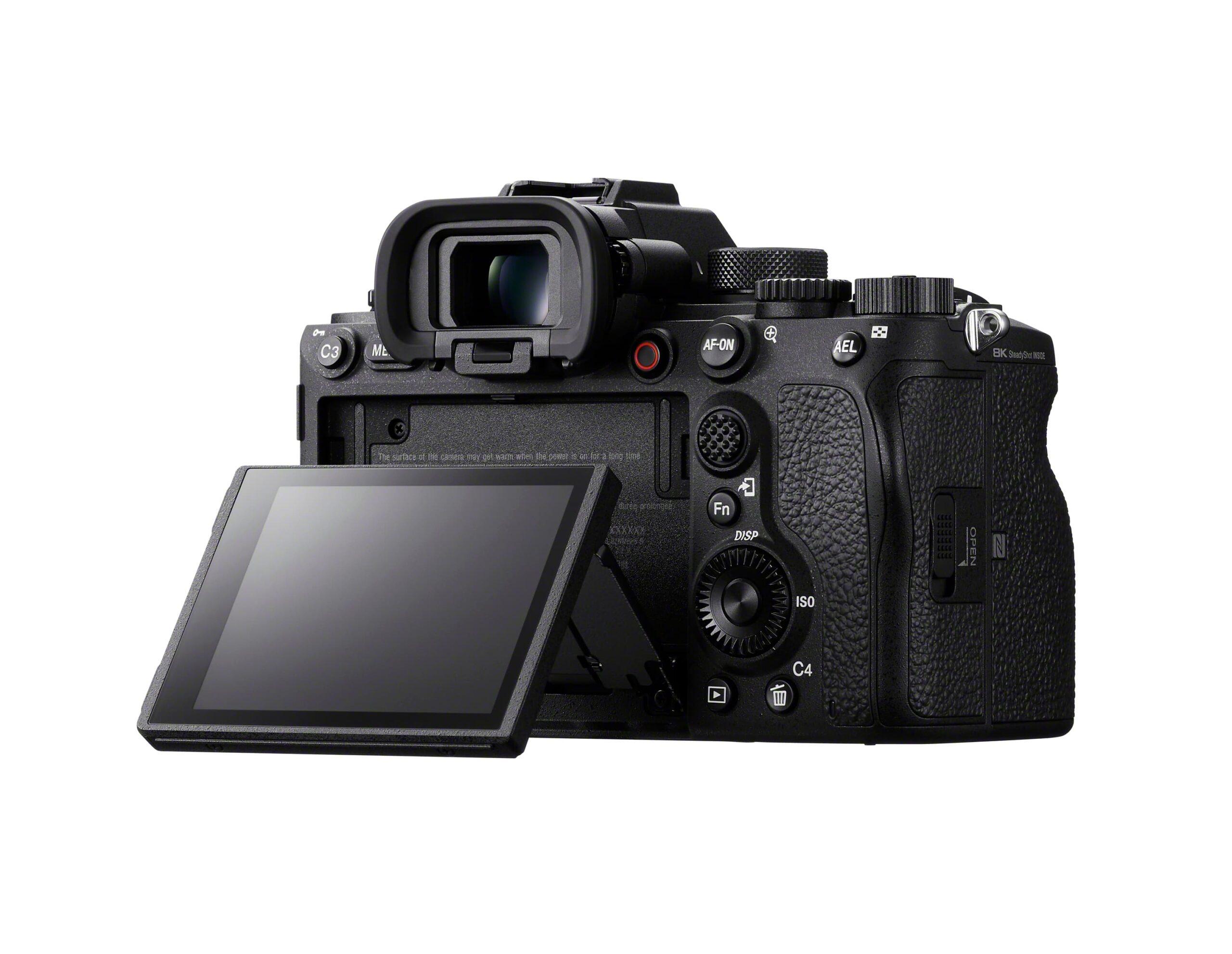 Sony introduces new flagship camera Alpha 1