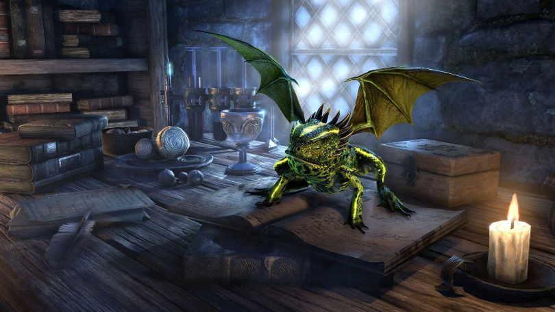 The Elder Scrolls Online: Gates of Oblivion stream moved one week