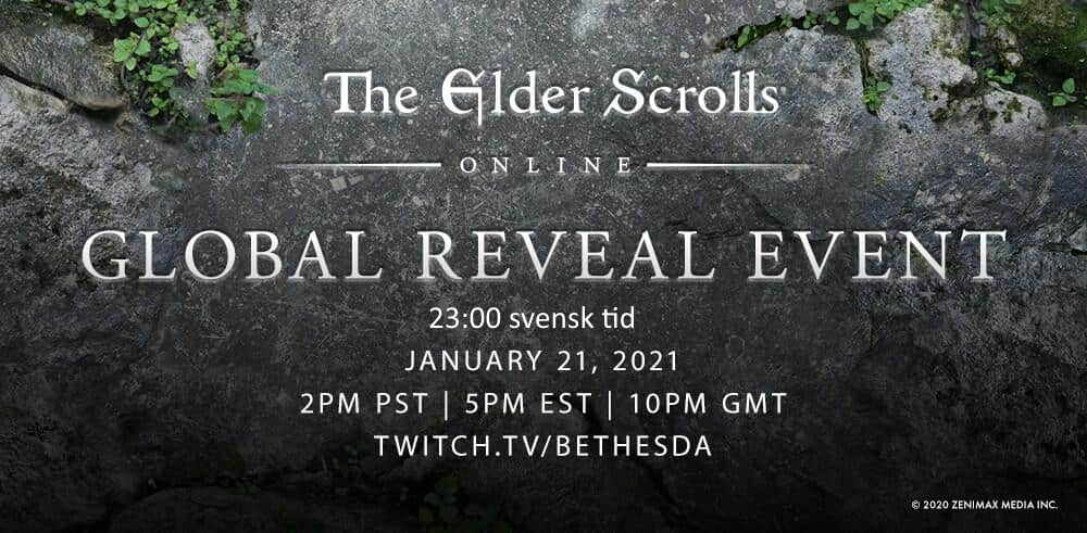Something nasty is coming to The Elder Scrolls Online – do not miss next week's broadcast