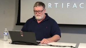 "Valve has ""definitely game under development"" according to Gabe Newell"