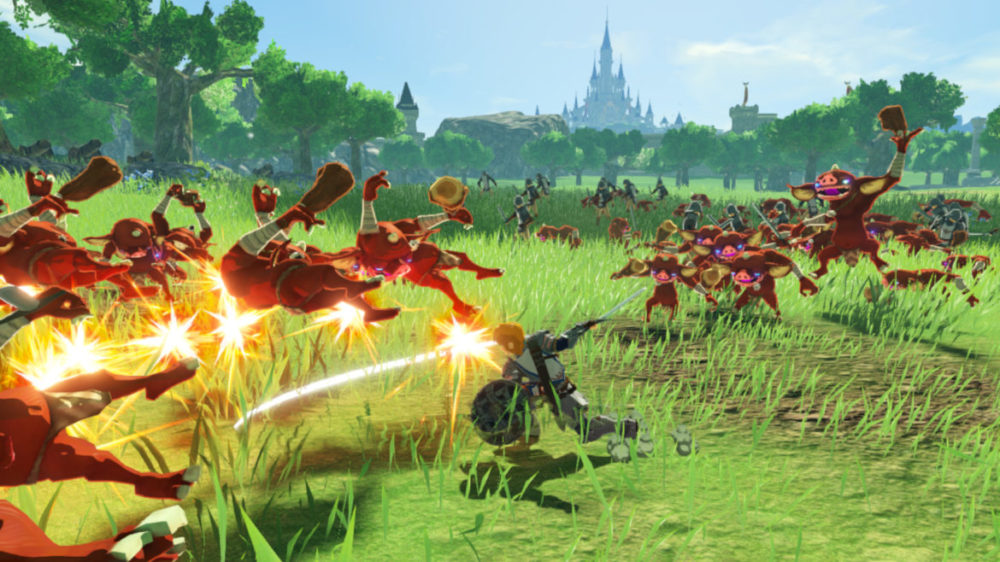 Review: Hyrule Warriors – Age of Calamity (Switch)