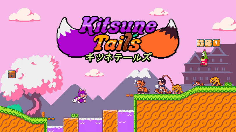 Adorable retro platformer Kitsune Tails is coming next year