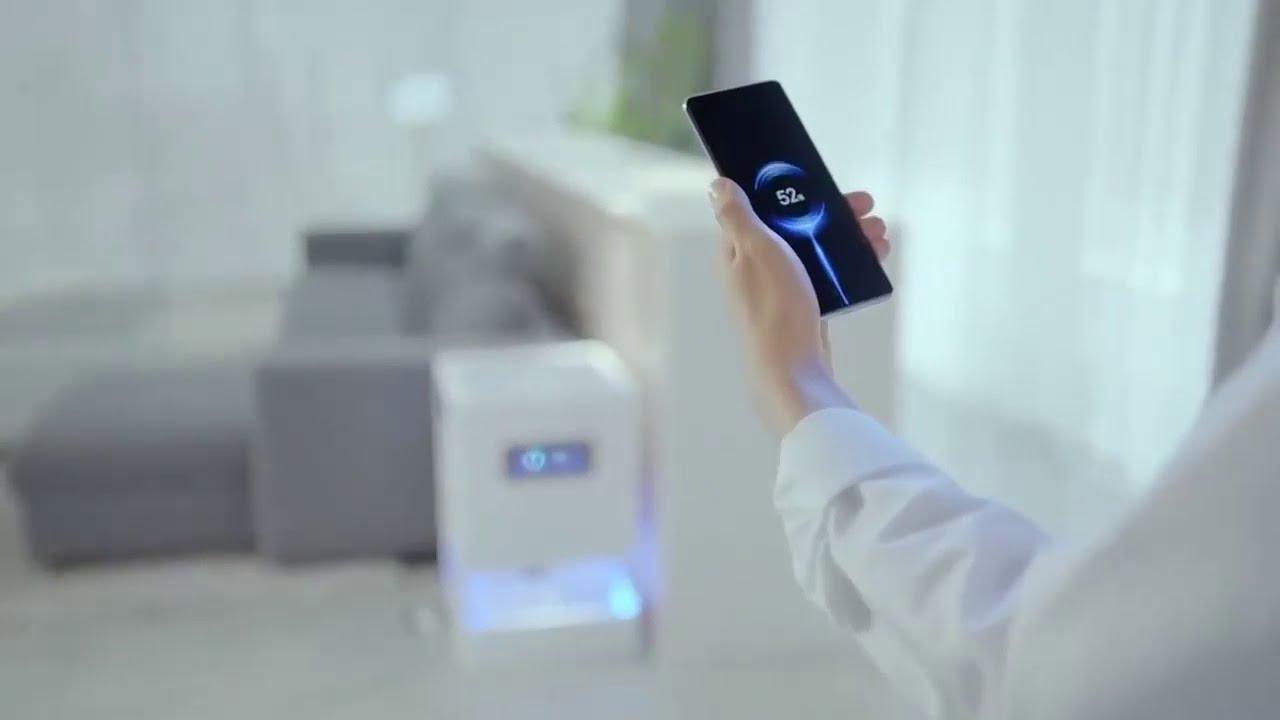Xiaomi demonstrates next-generation wireless charging