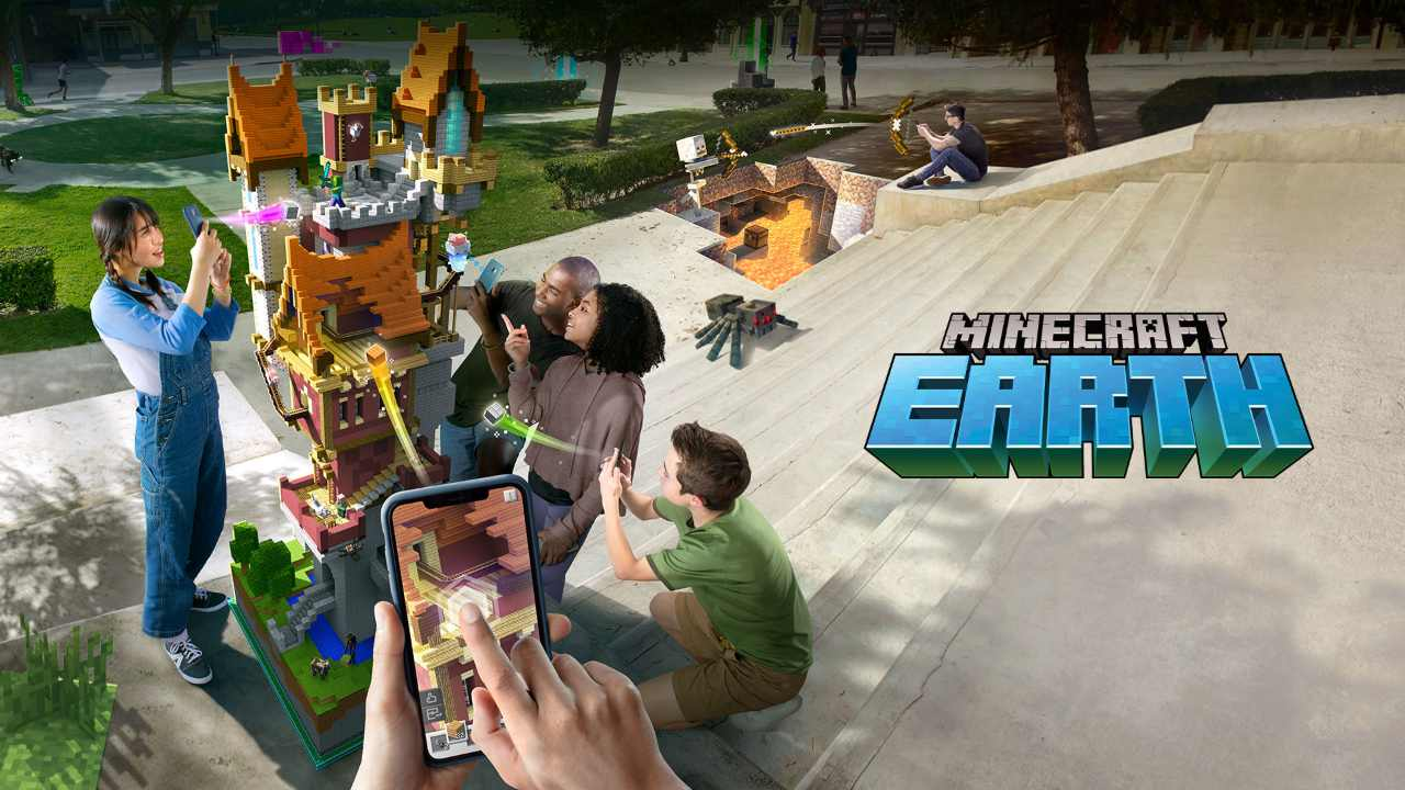 Minecraft Earth will be closed already this summer