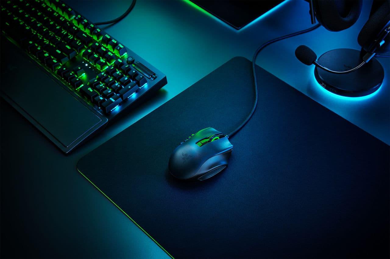Razer has released a new version of Naga