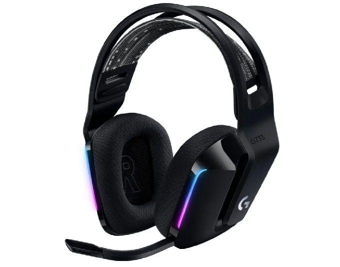 TEST: Logitech G733 Lightspeed – feather light headset with high comfort