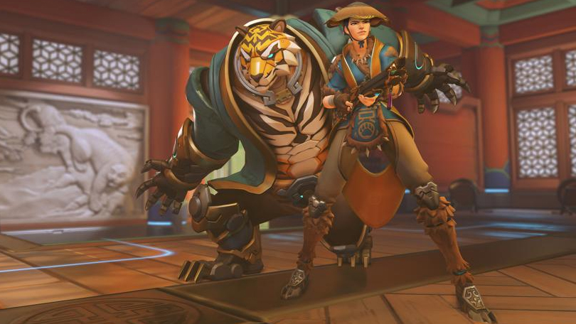 The new year has started in Overwatch