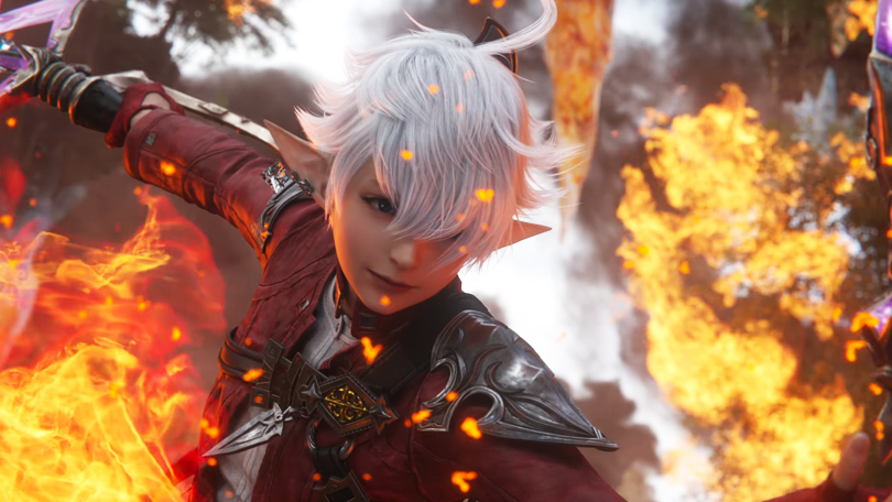 Patch 5.5 for Final Fantasy XIV Online