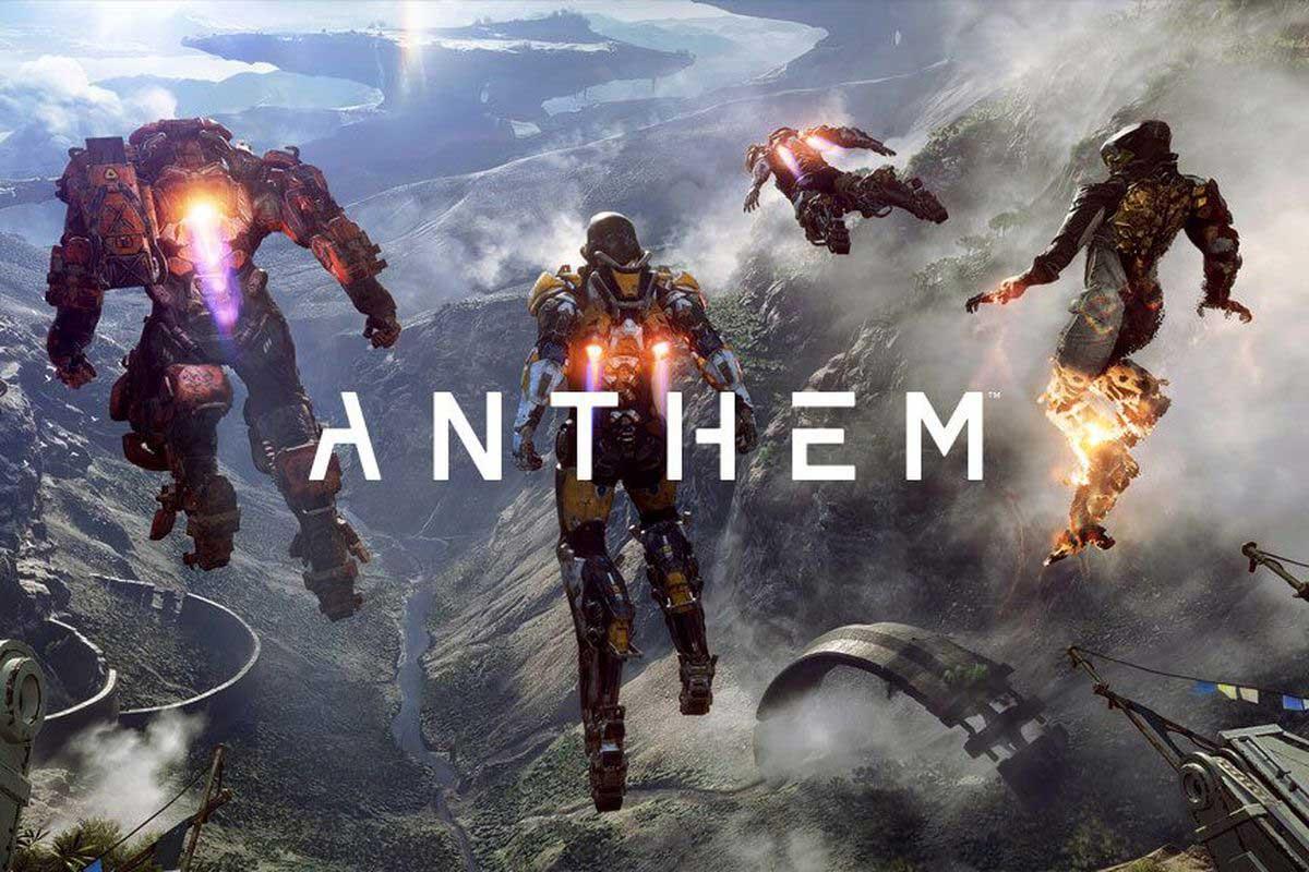 EA shuts down the development of Anthem