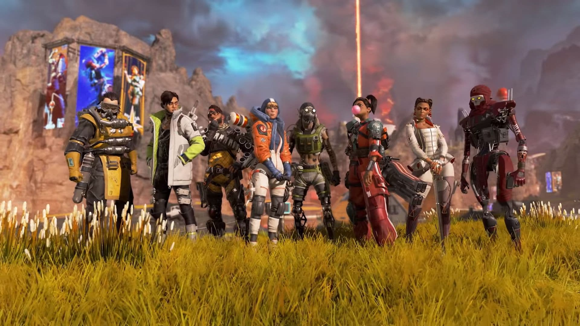 Then Apex Legends will be released for the Nintendo Switch