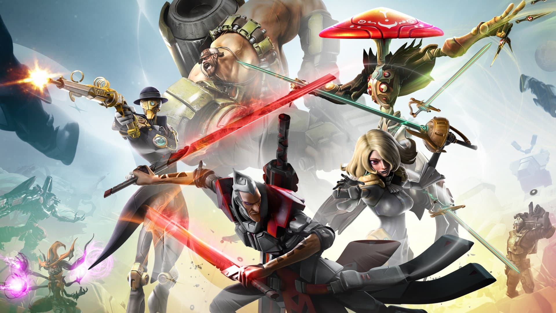 Battleborn is now completely closed and buried