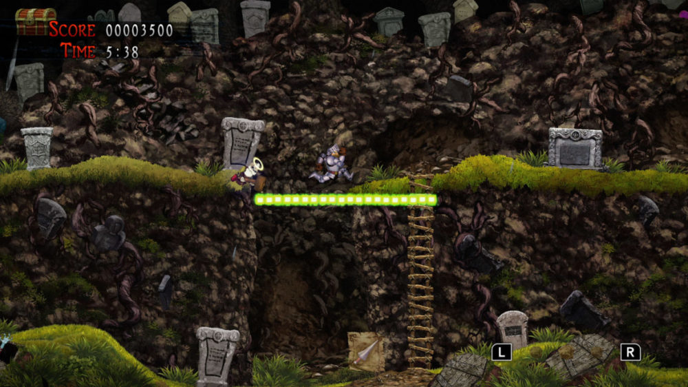 Review: Ghosts' n Goblins Resurrection (Switch)