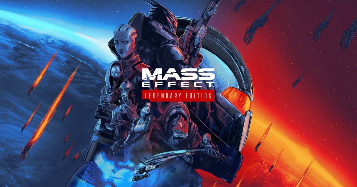 Prisa Protheans!  Mass Effect Legendary Edition lands May 14th