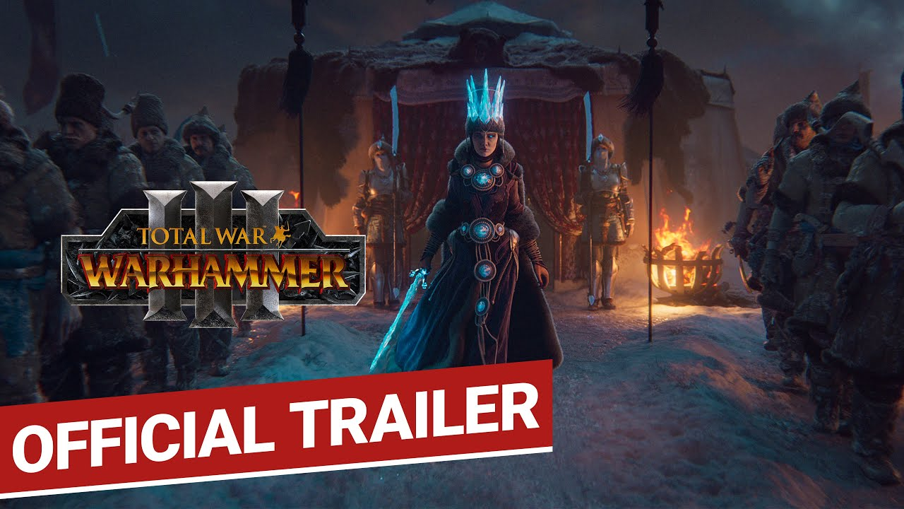 Total War: Warhammer III has been announced and will be released this year