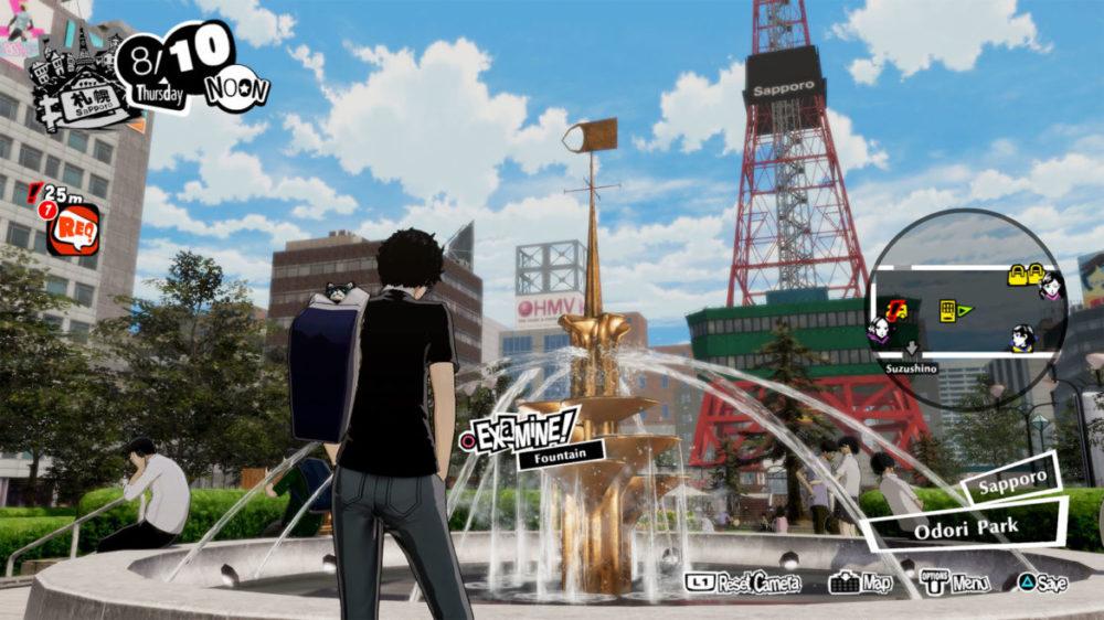 Review: Persona 5 Strikers – SENSES