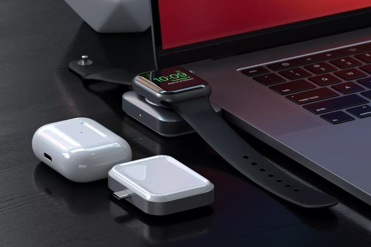 Satechi releases charger for Apple Watch and Airpods-in-one
