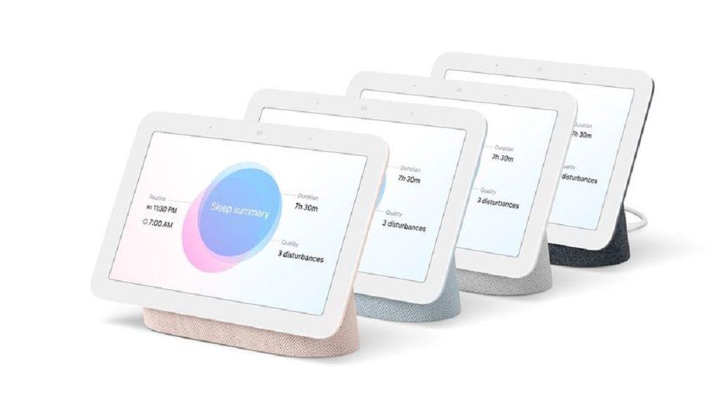 Google's new Nest Hub gets sleep monitoring