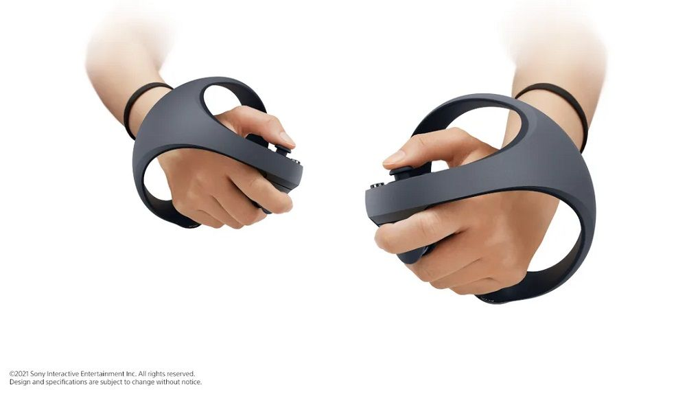 Sony reveals: Here are the new controllers for PS VR