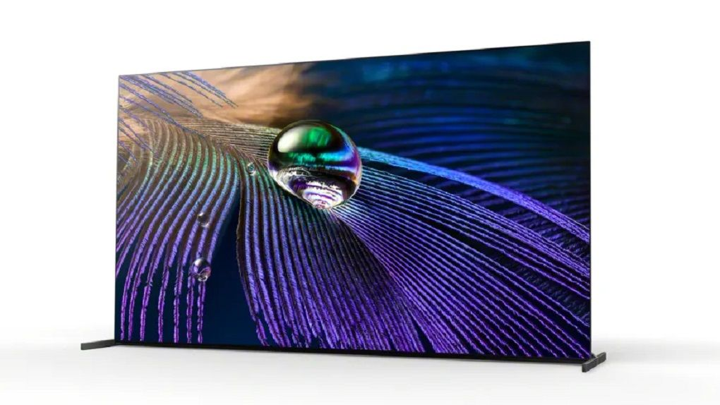 """New Sony TV for Europe – """"the world's first with cognitive intelligence"""""""