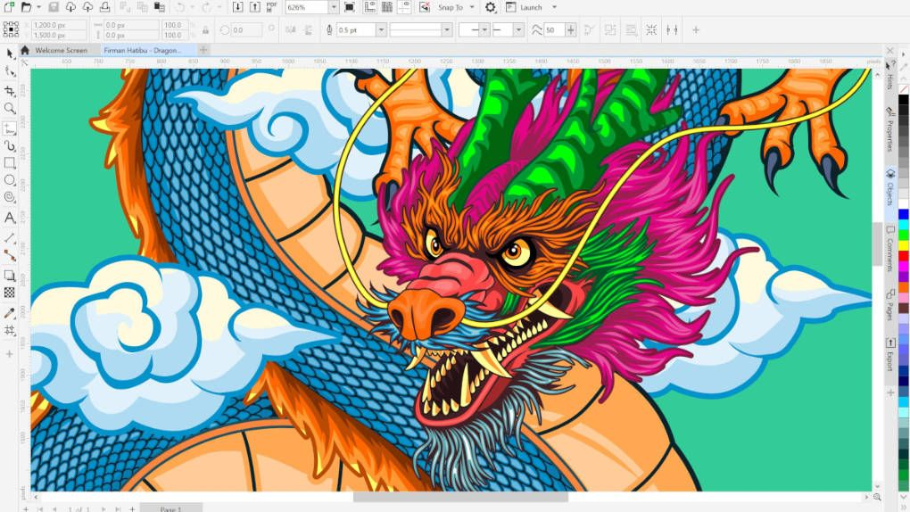 Coreldraw is released in a new version – here's what's new