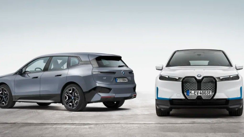 BMW reveals more about the iX investment – has received Swedish awards