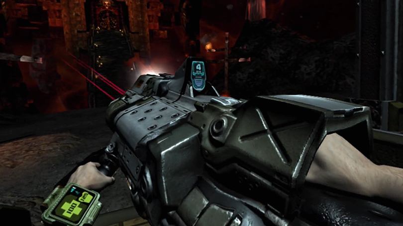 DOOM 3 in VR will become a reality at the end of March