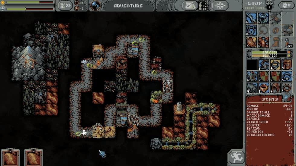 Loop Hero – Review – Swedish PC Gamer