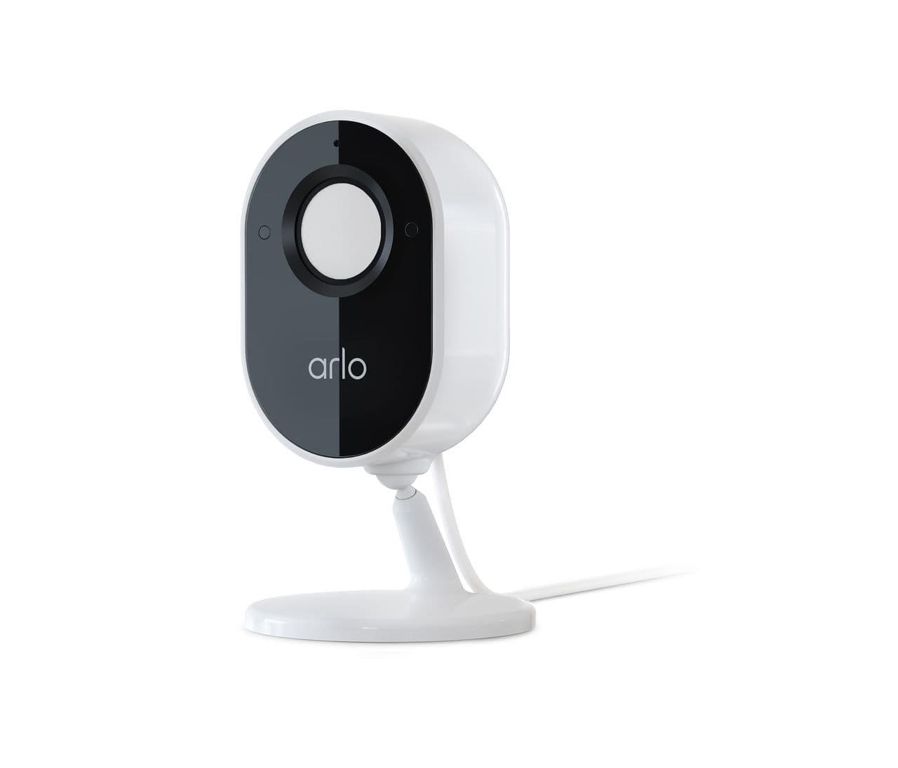 Arlo presents the Essential Indoor Camera