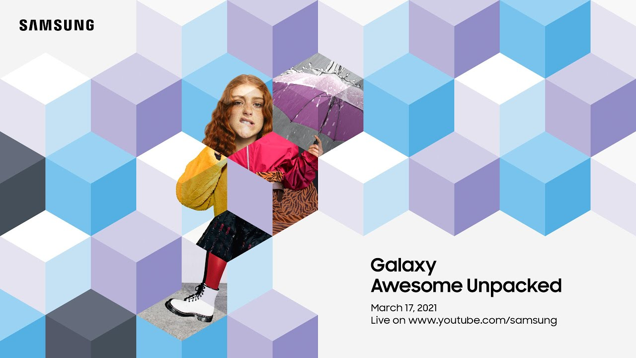 Samsung invites to a new Unpacked